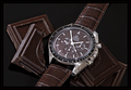 Omega Speedmaster Chocolate